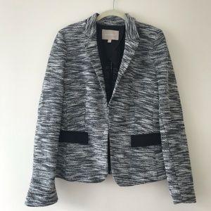 Banana Republic Tweed Blazer 12